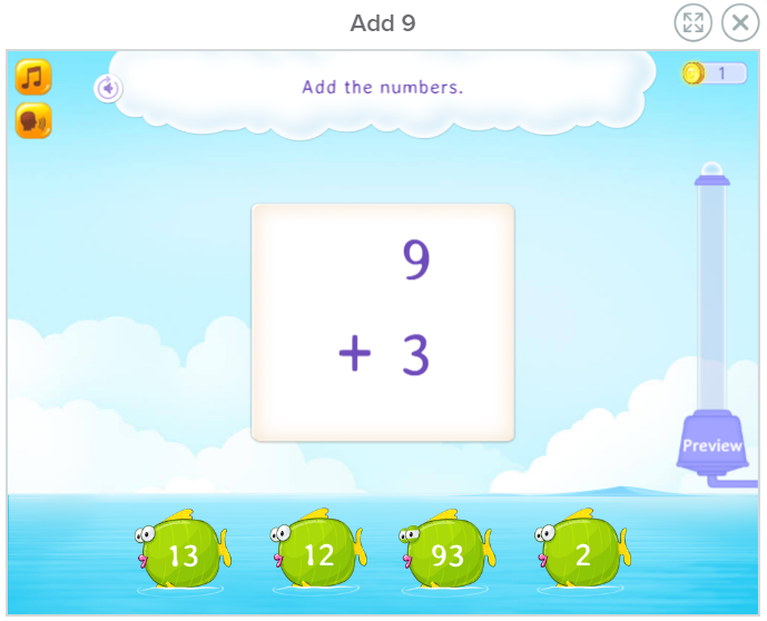 Math: Basic Facts Practice - Welcome to 2nd Grade!